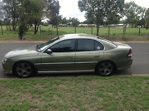 Swaps/trade 2004 holden vy calais series 2 supercharged auto Gracemere Rockhampton City Preview