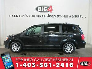 2016 Dodge Grand CaravanSXT Plus | Rear DVD | 7 Seats | StownGo