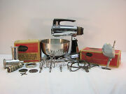 Sunbeam Mixmaster Attachments