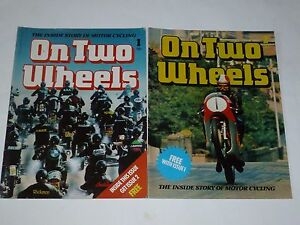 On Two Wheels Magazine No 1 & 2