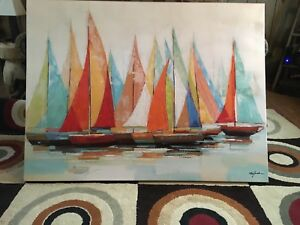 For Sale beautiful large painting
