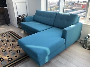L shape (sectional) Sofa in very good condition