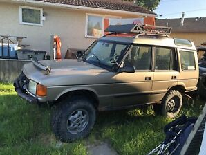 1995 Land Rover Discovery 1