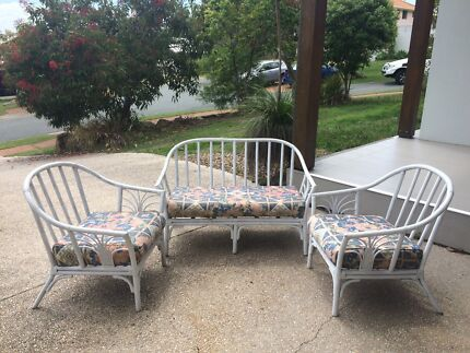 White Outdoor Setting Lounge Furniture Part 9
