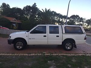 2001 Holden Rodeo Eden Hill Bassendean Area Preview