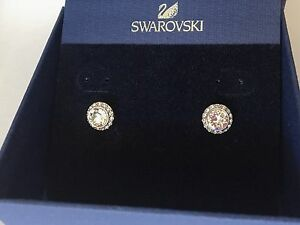 Swarovski crystal earings brand new