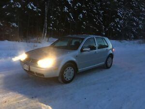 2004 Volkswagen Golf 2.0