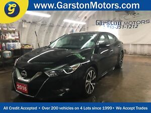 2016 Nissan Maxima 3.5 SL*NAVIGATION*LEATHER*PANORAMIC SUNROOF*P