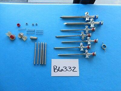 Sklar Surgical Trocars Sleeves Instruments