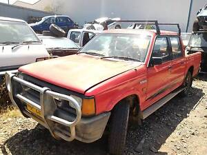 Wrecking 1990 #Mazda #Bravo #B2600 Dual Cab #Ute Manual #4WD Port Adelaide Port Adelaide Area Preview