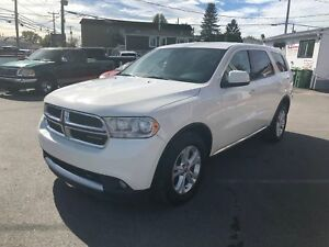 2011 Dodge Durango SXT AWD CAMERA 7 PASS   7999$