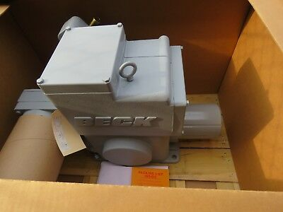 BECK 11-403-139894-01-01 ELECTRIC ACTUATOR NEW IN BOX