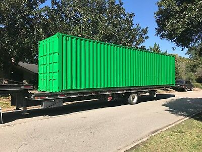 40ft Shipping Container Refurbished Houston