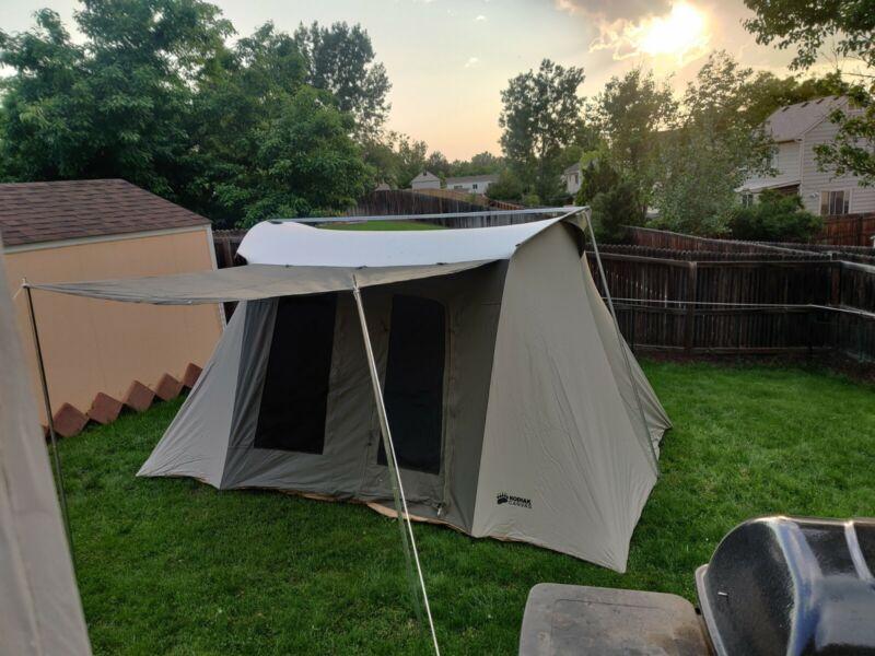 Kodiak Flexbow Canvas 6 Person Tent 10x10 Deluxe - 6010 Mint