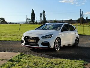 2019 [MY20] Hyundai I30 N Performance 6 Sp Manual 5d Hatchback Canoelands Hornsby Area Preview