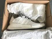 Adidas NMDs White Reflective US8.5 UK8 Sydney City Inner Sydney Preview