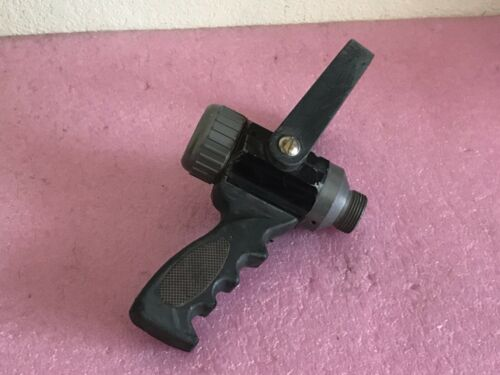 """Viper 1"""" Ball Shutoff NST 1 with Pistol Grip Fire Nozzle Bale #3"""