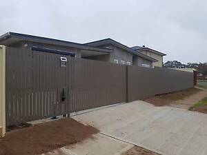 Fencing contractor Parramatta Parramatta Area Preview