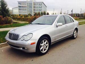 2002 Mercedes Benz C320 *PRICE REDUCED*
