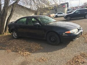 2002 Oldsmobile Alero BEST OFFER TAKES IT AWAY