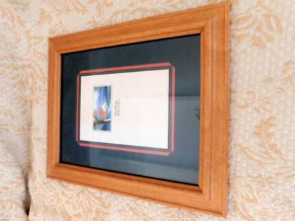Wood picture Frame 24cm x 30cm