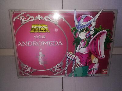 Bandai Saint Seiya Vintage Warrior Figurine Andromeda (DEFECT Paint Peeling)