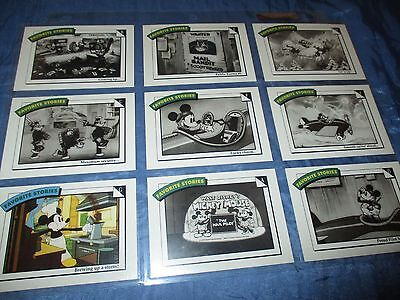 Trading Cards , W. Disney Comp. , Stories , MICKEY MOUSE , Sammelbilder / 159