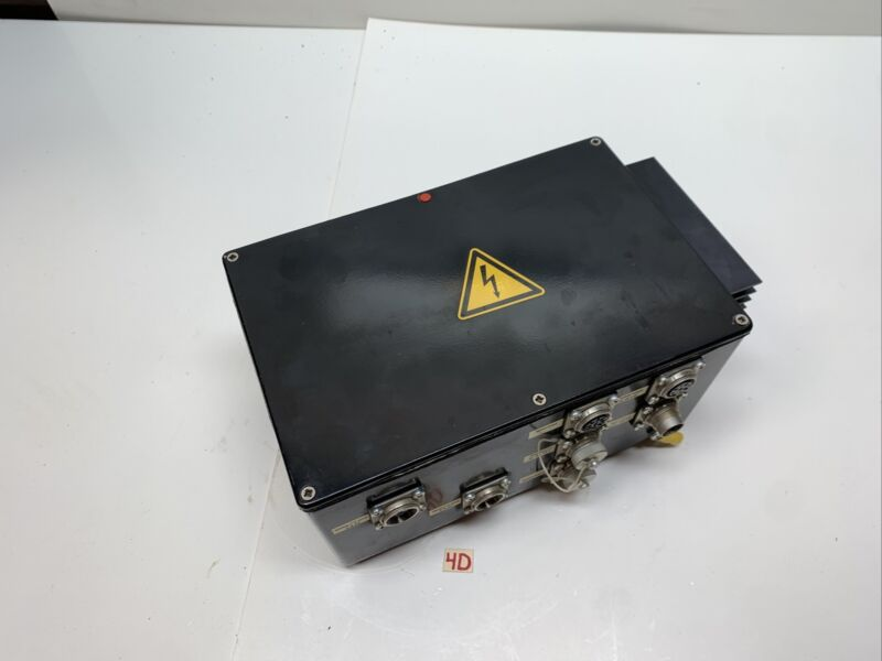 Jenoptik Jena Laser Power/Energy Analyzer LEA-A-3OU-UL-T 24VDV *Warranty*