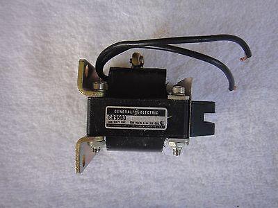 Ge Solenoid Valve Stroke 1 Inch Pull 460v 60hz  Cr9500a101e4a