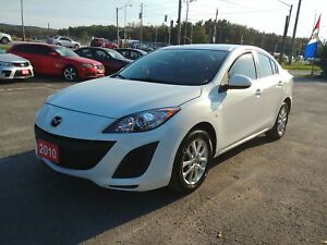 2010 Mazda Mazda3 GX !!CERTIFIED!!WARRANTY!!FINANCING!!