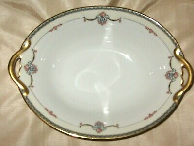 NORITAKE LAUREATE OVAL VEGETABLE SERVING BOWL 10.5