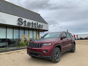 2017 Jeep Grand Cherokee Trailhawk! HEMI! ONE OWNER! AIR RIDE!