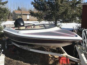 Trade Baja boat for small suv or smart car