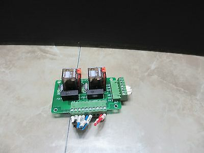 Yeong Chin Circuit Board Unit No503-e04-271amlubeam 881202 Supermax Ycm-fv56a