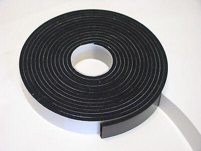 Zellkautschuk Moosgummi Vorlegeband Dichtung 5m x30x6mm n
