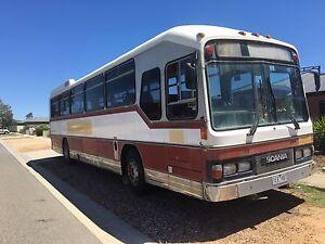 1989  Scania coach/motorhome Epsom Bendigo City Preview