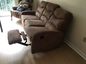 Just like new lazy boy couch