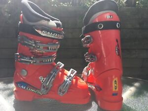 Bottes de ski alpin Salomon Junior