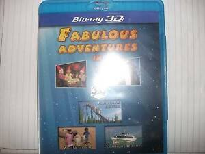 fabulous  adventures in 3d Scoresby Knox Area Preview