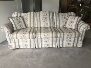 Couch and Loveseat