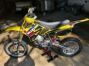 2016 Suzuki RM 85 Small Wheel Springton Barossa Area Preview
