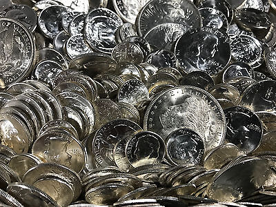 Uncirculated Silver Coins Old Estate Lot Money Us Currency  999 Gold Bullion Set