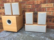 Jamo E310 speaker set Pagewood Botany Bay Area Preview