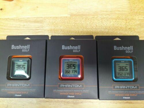 New Bushnell Phantom Golf GPS PICK YOUR COLOR