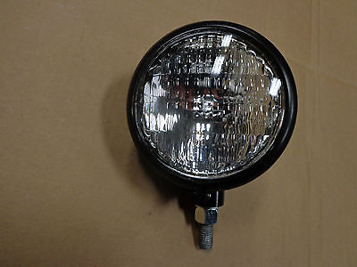 John Deere 320 330 420 430 Sealed Beam Front Head Light Lamp - 6 Volt