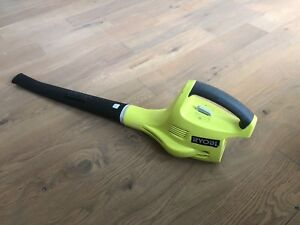 Ryobi 18v leaf blower - bare tool mint condition
