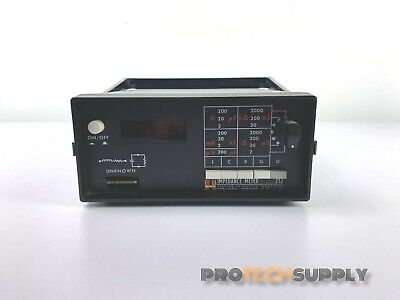 Esi Impedance Meter 252 Inductance Capacitance Resistance Icr With Warranty