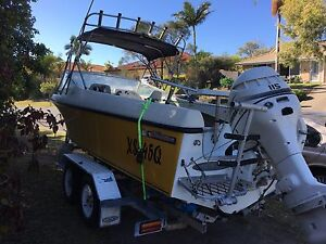 """Nova 19"""" Runabout Burleigh Waters Gold Coast South Preview"""