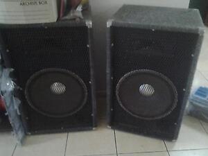 speakers big ones Cedar Vale Logan Area Preview