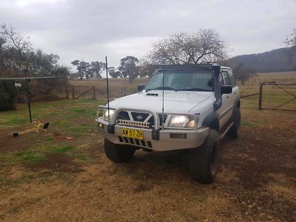 1999 2.8 litre GU Patrol